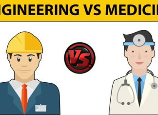 Engineering VS Medicine