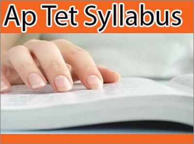 Ap Tet Syllabus