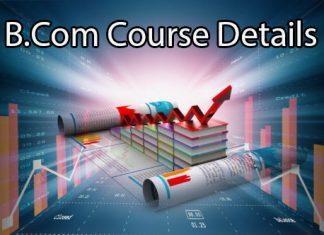 B.Com Course