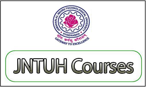 JNTUH Courses