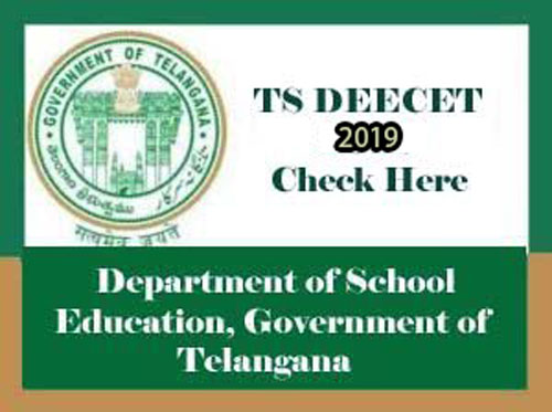 TS DEECET Notification